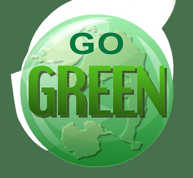 Illustration go green
